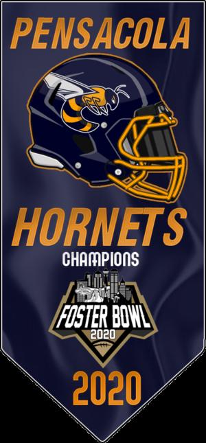 Hornets Foster Bowl Penant